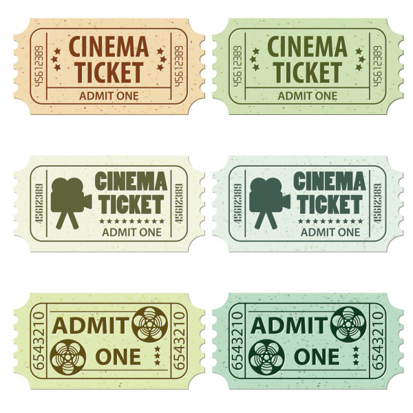 Caler découpe existante sur image importée (résolu) Depositphotos_8888114-stock-illustration-set-cinema-ticket