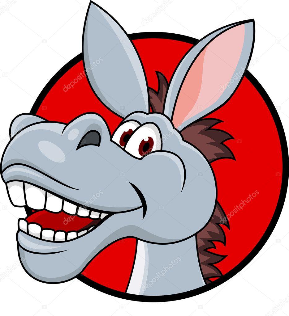 Bienvenidos al nuevo foro de apoyo a Noe #234 / 13.03.15 ~ 16.03.15 - Página 5 Depositphotos_10343024-Donkey-head-cartoon