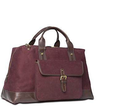 حقائب ايطالية للمسافرين Bags_Dark_Red_Duffel_Bag_Bag13210_Suitsupply_Online_Store_1