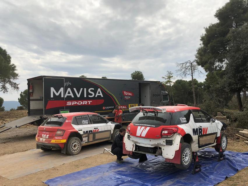 CERT: 7º Rallye Ciudad de Pozoblanco [5-6 Abril] Jornada-de-test-para-el-mrw-rally-team-previa-al-rallye-de-pozoblanco_full