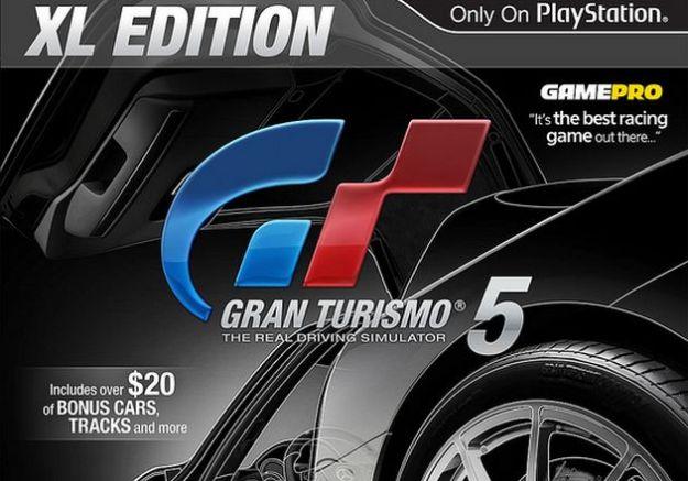 Gran Turismo 5 XL Edition è ufficiale: ecco tutti i contenuti Gran-turismo-5-xl-edition-contenuti