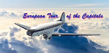 European Tour of the Capitals (ETC) - Etape 3 : LEMD-LIRF Badge%20ETC_forrum_FSX-France