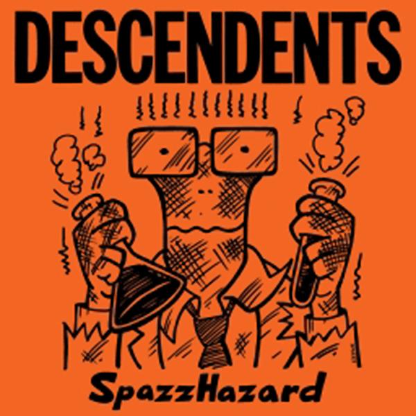 El topic de DESCENDENTS - Página 2 Descendents-spazz