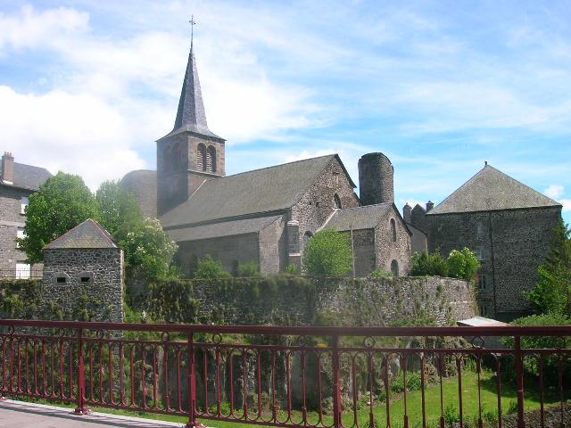 Visite des églises romanes Eglise-2