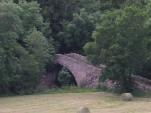 Tour du Cantal 2009 Pont_romain