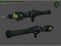 Mod Report from Planetphilip.com and new Media Release ! 13_10_2011_media_release_10_rocket_launcher_render_200x150