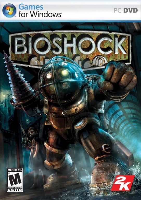 Silent Hill, Resident Evil et autres Survival-Horror Bioshock_pcbox