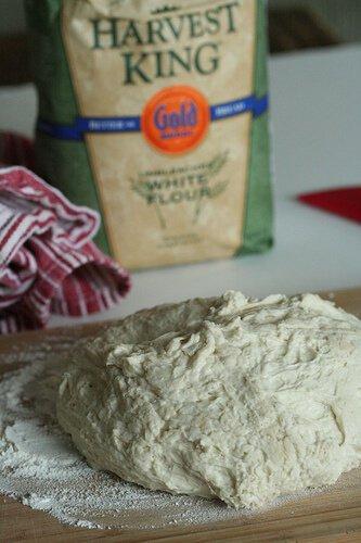 No Knead Bread: so easy a 4-yr old can make it! No-knead-bread10