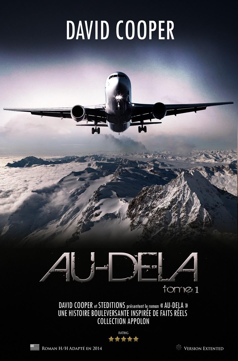 COOPER David - Au-delà - Tome 1 Audela1_back