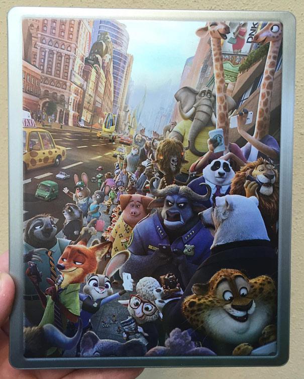[BD + 3D + DVD] Zootopie (29 Juin 2016)  - Page 3 Zootopia-steelbook-1