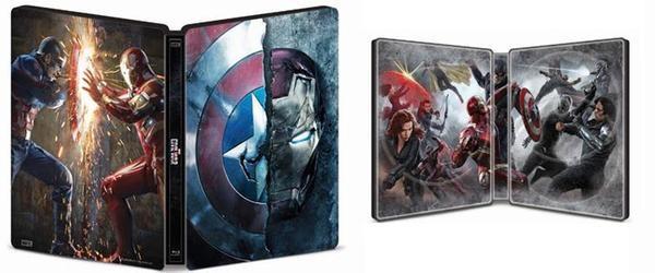 [Débats / BD] Les Blu-ray Disney en Steelbook - Page 39 Captain_civil-war-steelbook-us