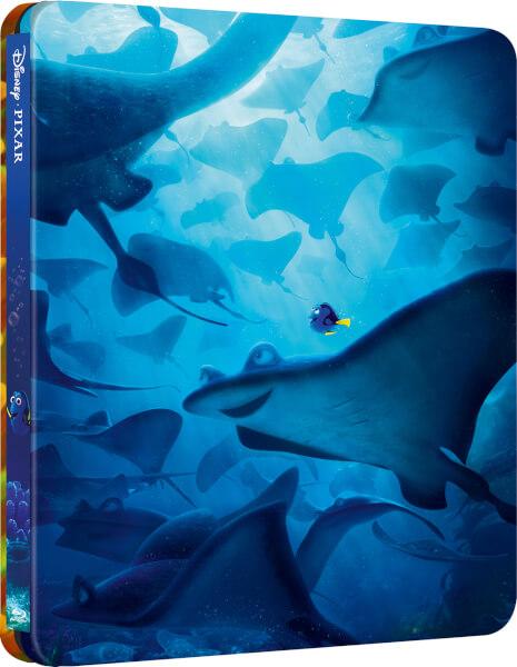 Le Monde de Dory [Pixar - 2016] - Page 21 Finding-Dory-steelbook