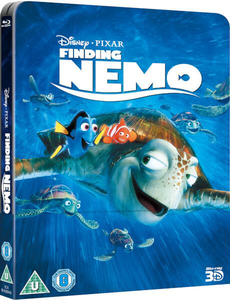 [Débats / BD] Les Blu-ray Disney en Steelbook - Page 40 Nemo-steelbook-zavvi-1