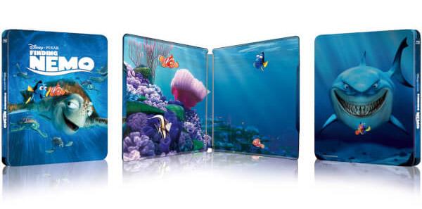[Débats / BD] Les Blu-ray Disney en Steelbook - Page 40 Nemo-steelbook-zavvi-2