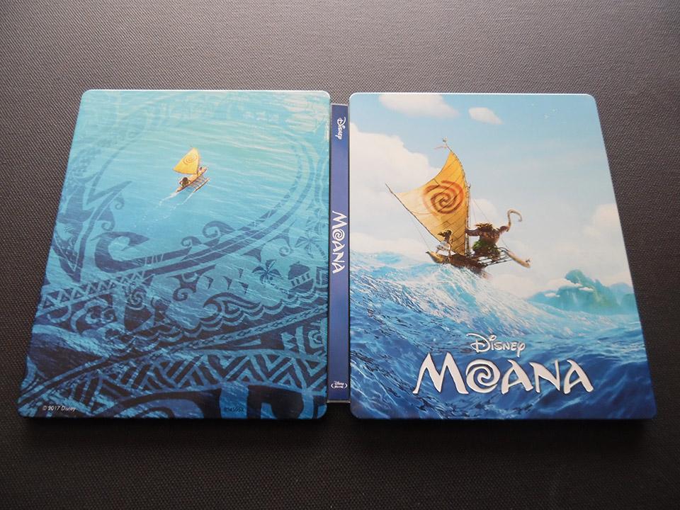 [BD 3D + BD + DVD + STEELBOOK] Vaiana, la Légende du Bout du Monde (2017) - Page 3 Moana-Steelbook-akaCRUSH-3