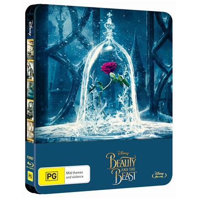 [BD 3D + BD + DVD] La Belle et la Bête (23 août 2017) Beauty-and-the-beast-2017-steelbook