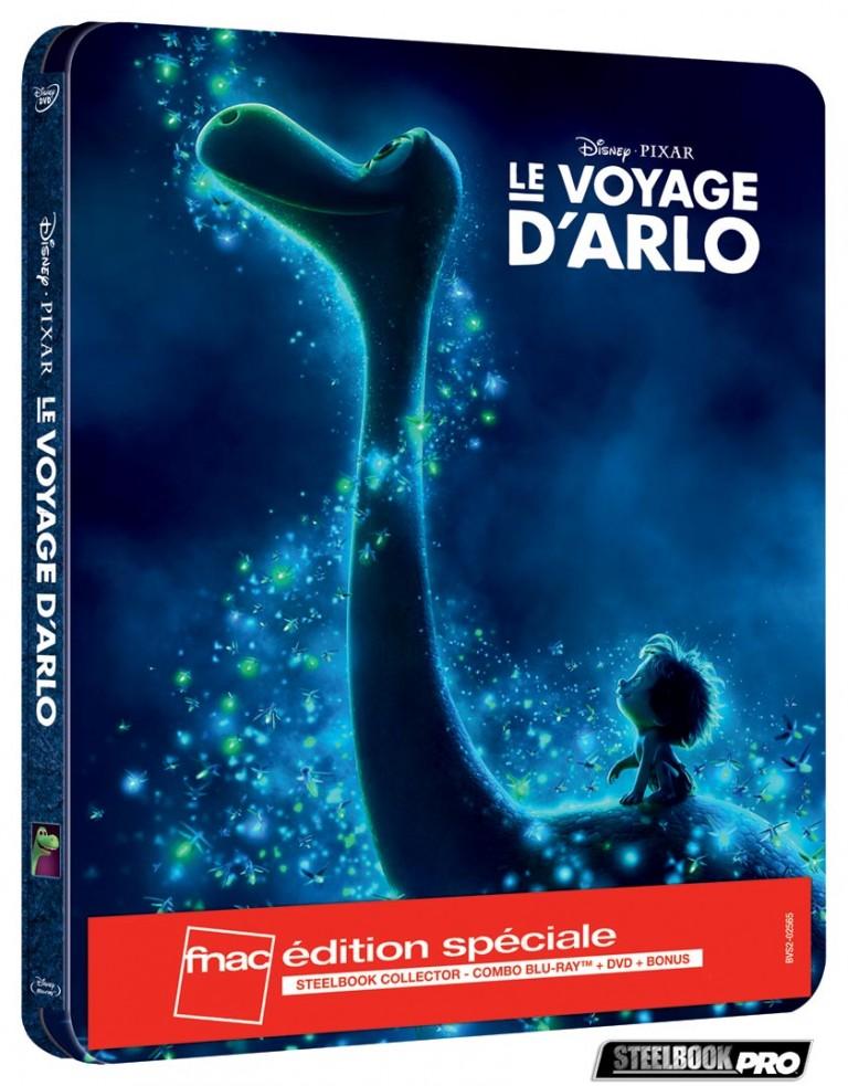 Les Blu-ray Disney en Steelbook [Débats / BD]  - Page 3 Le-Voyage-dArlo-steelbook--768x983