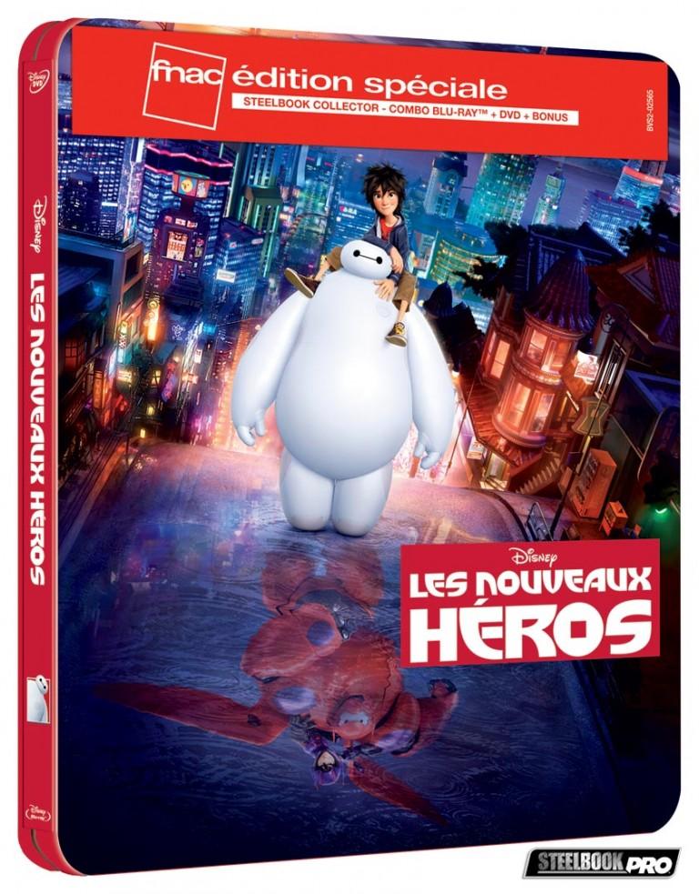 Les Blu-ray Disney en Steelbook [Débats / BD]  - Page 3 Nouveaux-H%C3%A9ros-steelbook-fnac-768x983