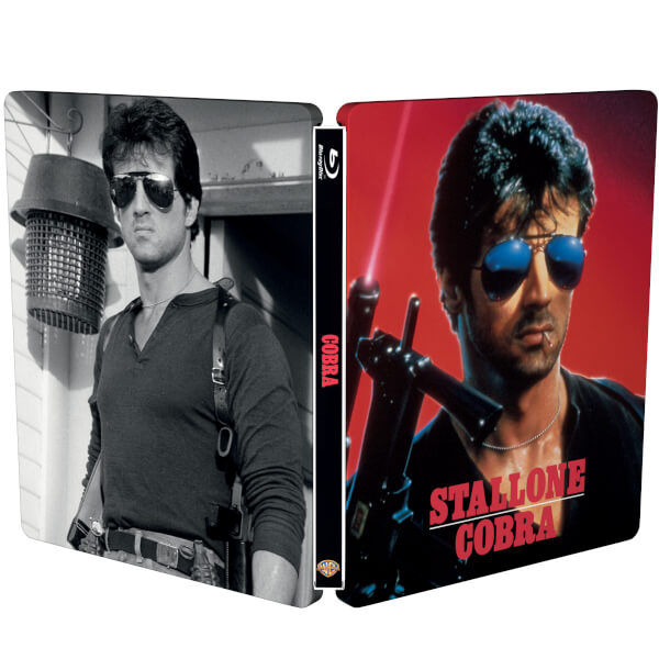 Cobra : Zaavi Steelbook Exclusive Cobra-steelbook-1