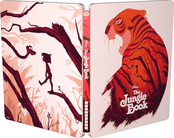 Les Blu-ray Disney en Steelbook [Débats / BD]  - Page 5 Jungle-Book-steelbook-mondo-2
