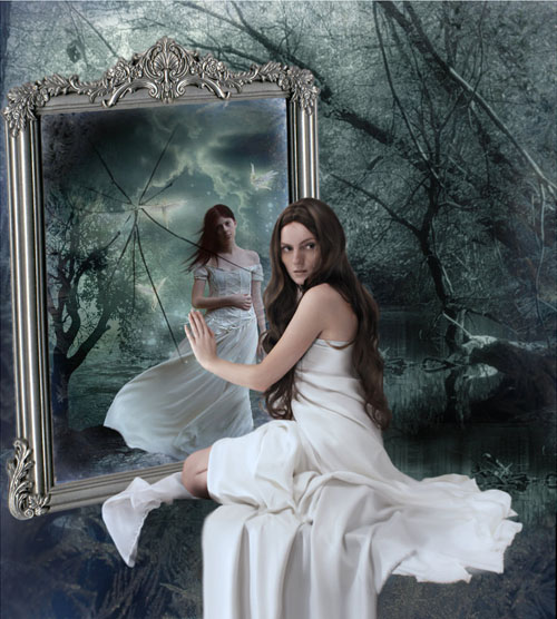 Pioggia d'amore  Specchio