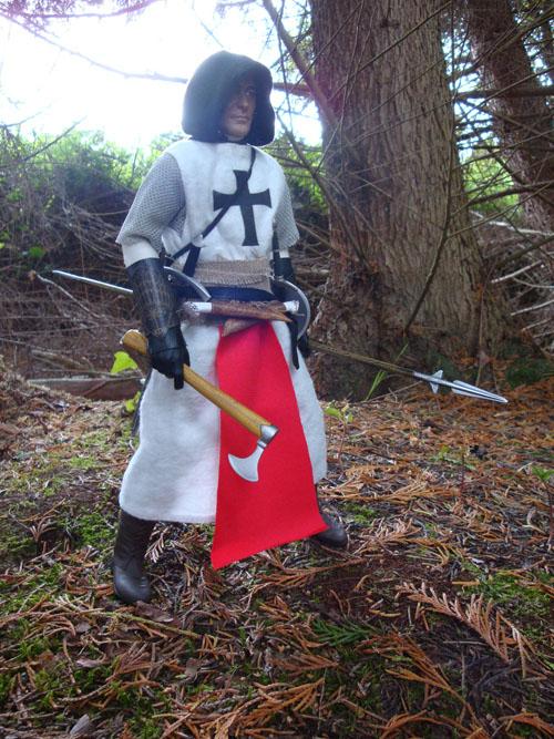 Un assassin de chevaliers croisés AssassinsCrusader03