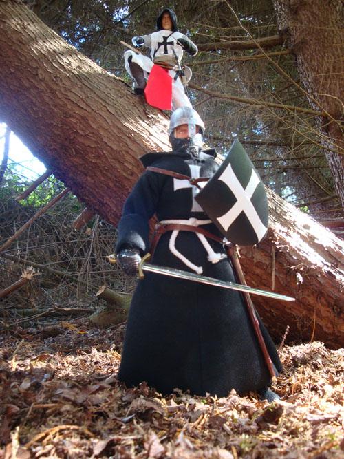 Un assassin de chevaliers croisés AssassinsCrusader11