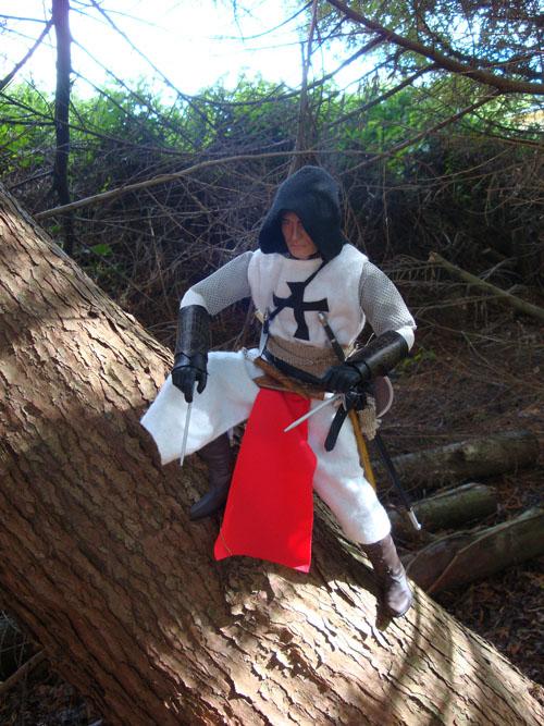 Un assassin de chevaliers croisés AssassinsCrusader12