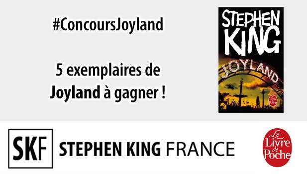 Concours JOYLAND en poche avec Le Livre de Poche (SK France) ConcoursJoyland