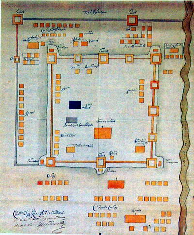 Козлов-Мичуринск на картах 23