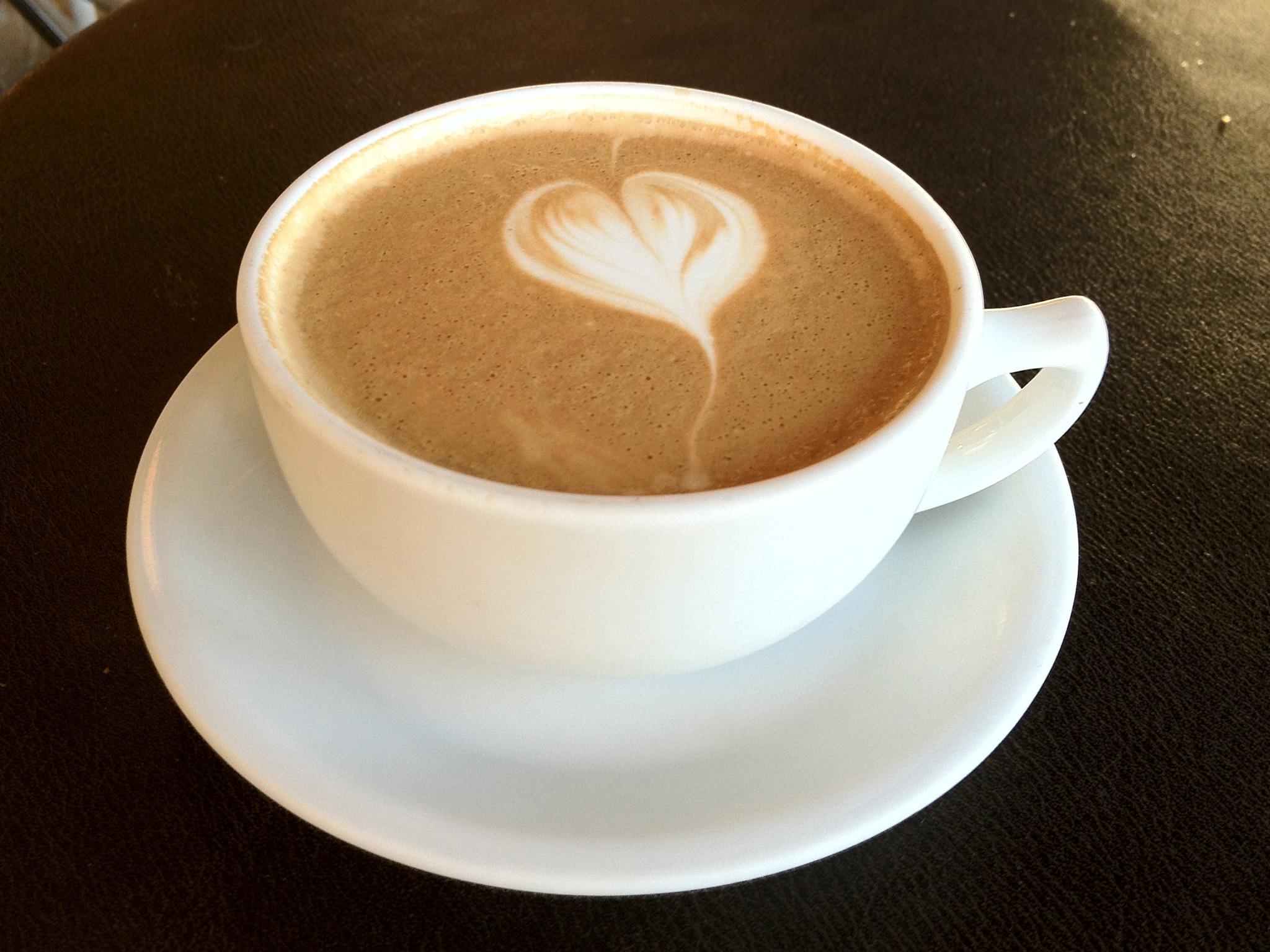 FOR NANNEE! HAHAHA Pearl-cup-latte-art