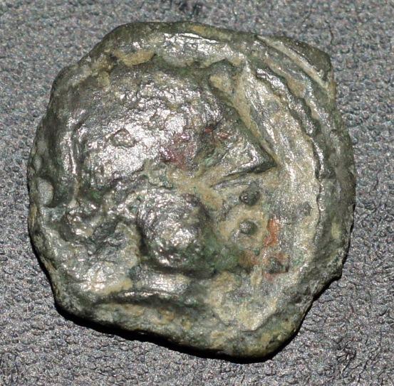 Bronze Durocasse SNIA au loup ... 7_2a