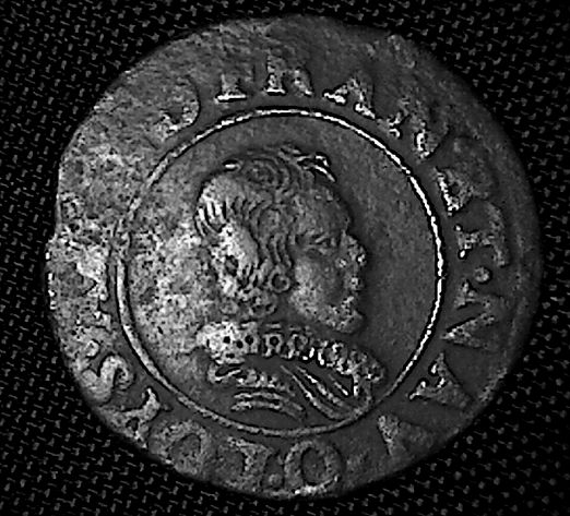 Double tournois Louis XIII de l' Atelier de Riom = O ATELIER%20O