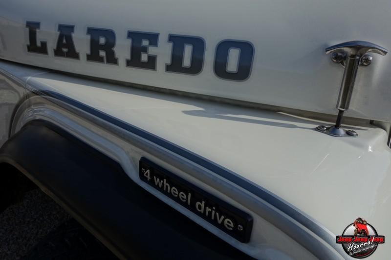 "[1982 CJ7 LAREDO] et voici ... ""El Blanco"" DSC00314"