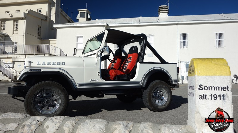 "[1982 CJ7 LAREDO] et voici ... ""El Blanco"" DSC00440"