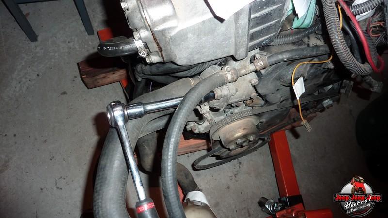 Entretien préventif moteur J8S 800  (CJ7 2.1L Diesel ATMO) P1080526