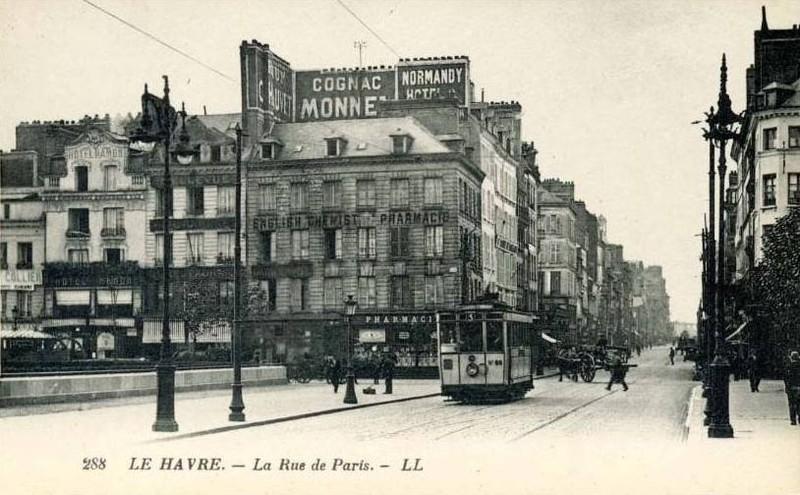 Photos historiques du réseau havrais (bus, tram, funi...) - Page 3 19898271