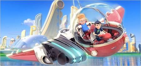 Bienvenue Chez les Robinson [Walt Disney - 2007] 17212049_p
