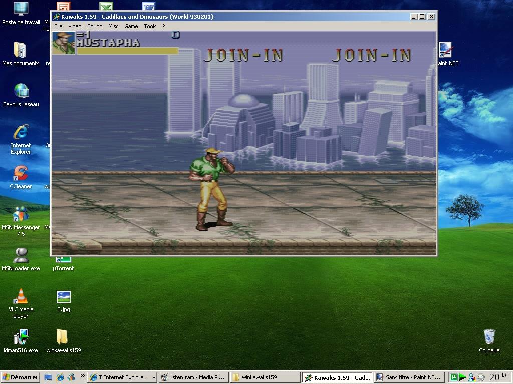 لعبة  cadillacs and dinosaurs بحجم 4 ميجا فقط  38593687