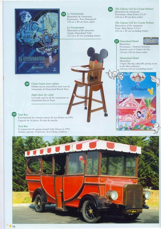 [Liste] Les Ventes aux enchères Disney  12041934