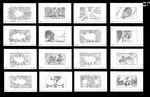 Storyboards de Chicken Little 2 et Les Aristochats 2! 31500203_p