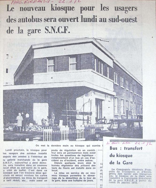 Photos historiques du réseau havrais (bus, tram, funi...) - Page 8 69834895