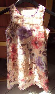 Coudre une robe avec un tissu à volants 77047890_p