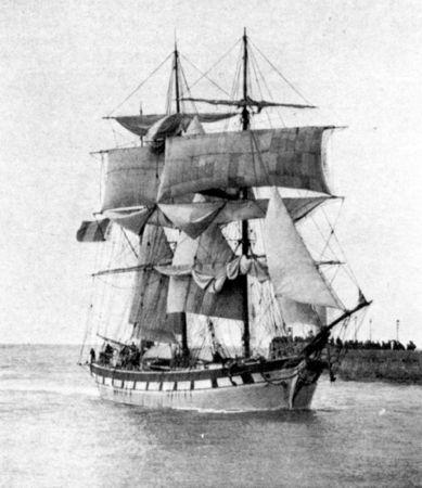 Le Havre du temps de la marine à voiles 27795584_p