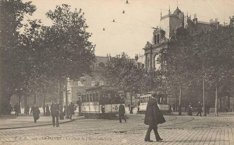 Photos historiques du réseau havrais (bus, tram, funi...) - Page 3 18107023