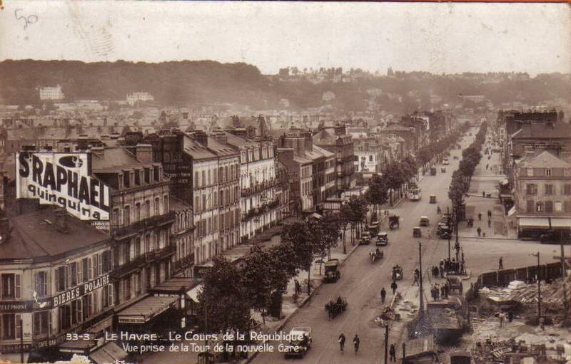 Photos historiques du réseau havrais (bus, tram, funi...) - Page 2 13085967