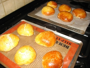 recette - Pains pour Burger maison 76646669_p