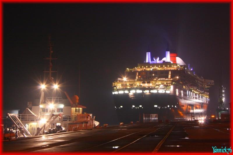 [Le Havre] Croisières et escales de paquebots 11616099