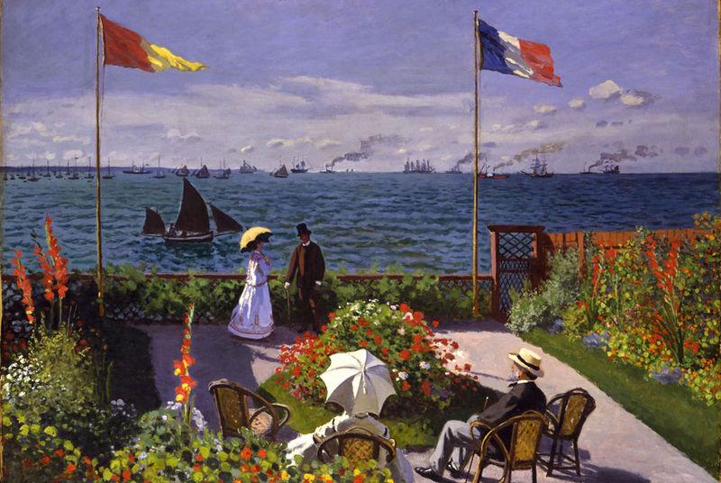 Monet par Pascal Bonafoux 50882286