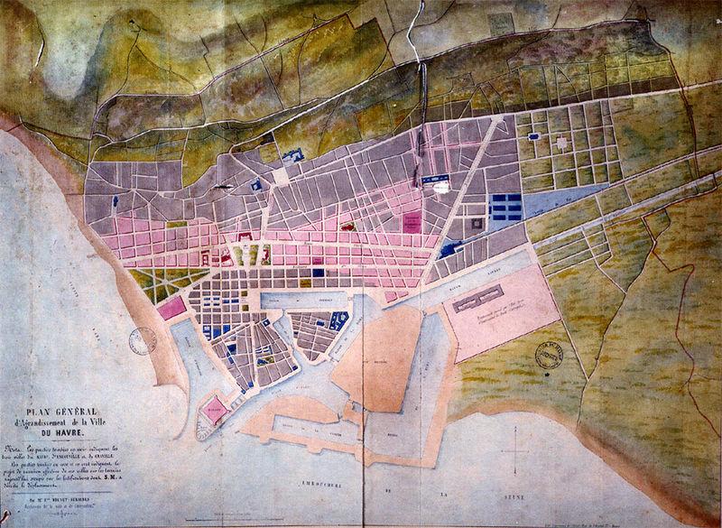 Plans et vues d'un Havre disparu... 31563107